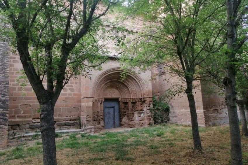 Monasterio Casbas de Huesca